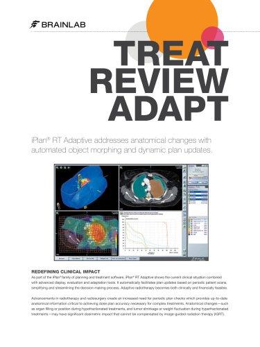 iPlan RT Adaptive