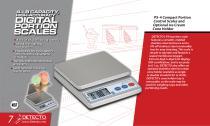 DETECTO-Foodservice- Catalog - 8