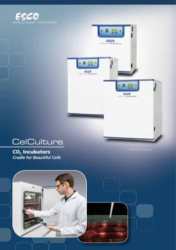 CO2 Incubators CelCulture® CCL