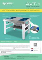 Esco Anti Vibration Table