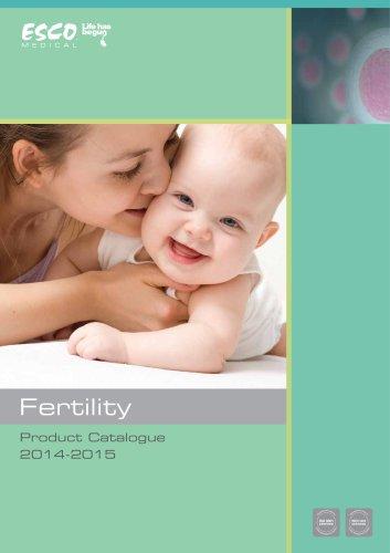 Esco Medical -  Product Guide 2014/2015