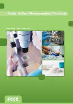Esco Pharma - Product Guide 2015/2016