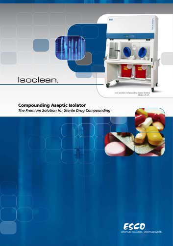 Isoclean - Compounding Aseptic Isolator