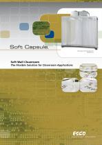 Soft Capsule® Soft Wall Cleanroom