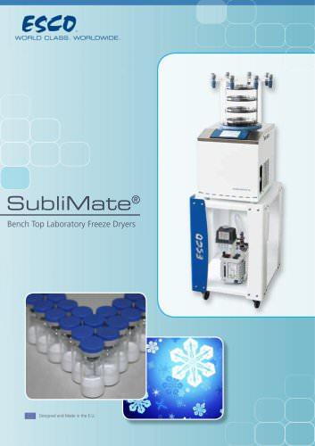 SubliMate Freeze Dryer