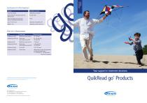 QuikRead go System Family
