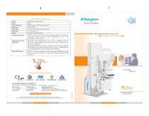 FAIRY VENUS MAM-VENUS 3.5-5KW ANALOG MAMMOGRAPHY - 1