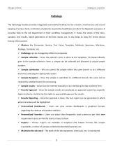 Laboratory Information System (ALIS) - 5