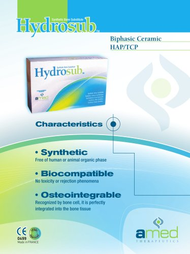 Biphasic Ceramic HAP/TCP