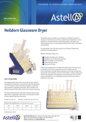Nelldorn Dryer Brochure