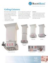 Ceiling Columns, Floor Pedestals & Hose Reels - 1
