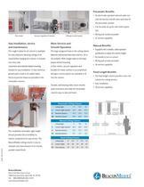Ceiling Columns, Floor Pedestals & Hose Reels - 2