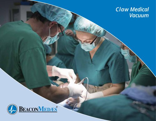 Claw Medical Vacuum