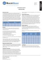 Distribution System Copper Pipe and Fittings HTM/ISO Specification Sheet - 1