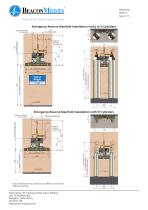Emergency Reserve Manifold HTM/ISO Specification Sheet - 2