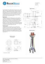 Flexible, Rigid and Retractable Pendants HTM/ISO Specification Sheet - 2