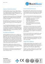 Flow Meters and Vacuum Regulators HTM/ISO Brochure - 2