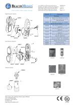 Flow Meters and Vacuum Regulators HTM/ISO Specification Sheet - 7