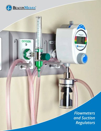 Flowmeters and Suction Regulators