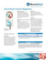 Intermittent Suction Regulators - 1