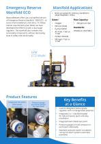 LifeLine MCS Automatic Manifold HTM/ISO Brochure - 8