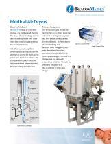 Medical Air Dryers - 1