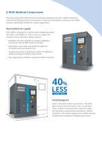 Medical Air Systems mAIR, cAIR and sAIR HTM/ISO brochure - 7