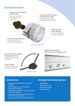 Medical Gas Terminal Units Gem Shield HTM/ISO Brochure - 3