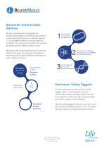 Medical Gas Terminal Units Gem Shield HTM/ISO Brochure - 4