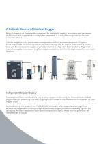Medical Oxygen Systems HTM/ISO Brochure - 2