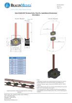Medical Terminal Unit Gem Shield DIN 13260-2 HTM/ISO Specification Sheet - 2