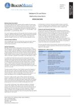 Medipoint 26 Local Alarm HTM/ISO Specification Sheet - 1