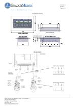 Medipoint 26 Local Alarm HTM/ISO Specification Sheet - 2