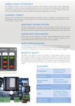 Medipoint Alarm Panels HTM/ISO Brochure - 3