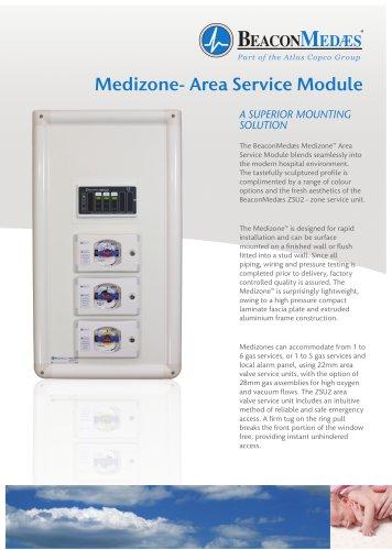 Medizone™ Area Service Module HTM/ISO Brochure