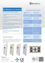 Medizone™ Area Service Module HTM/ISO Brochure - 2