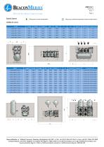 mVAC Medical Vacuum Systems HTM/ISO Specification Sheet - 2