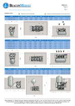 mVAC Medical Vacuum Systems HTM/ISO Specification Sheet - 4