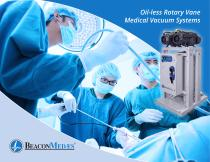 Oil-less Rotary Vane Medical Vacuum Systems - 1