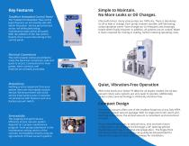Oil-less Rotary Vane Medical Vacuum Systems - 2
