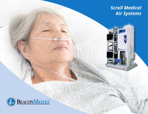 Scroll Medical Air Systems