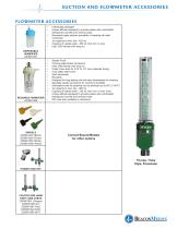Suction and Oxygen Therapy Accessories - 2