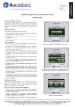 TotalAlert Infinity HTM/ISO Specification Sheet