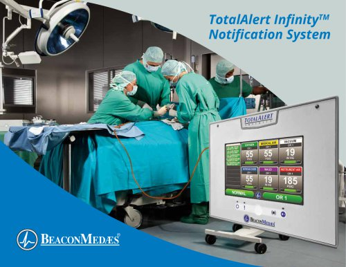 TotalAlert Infinity™ Notification System