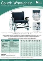 goliath wheelchair - 1