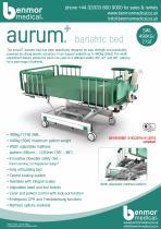 + a LJ ru m® bariatric bed
