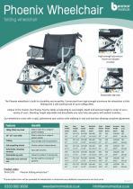 phonix wheelchair - 1