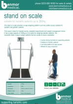 stand on scale - 1