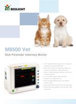 M8500vet veterinary monitor