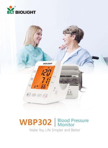 WBP302 blood pressure monitor